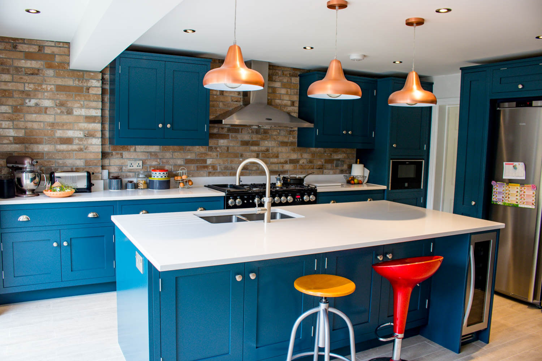 Amberley, Ware kitchen renovation