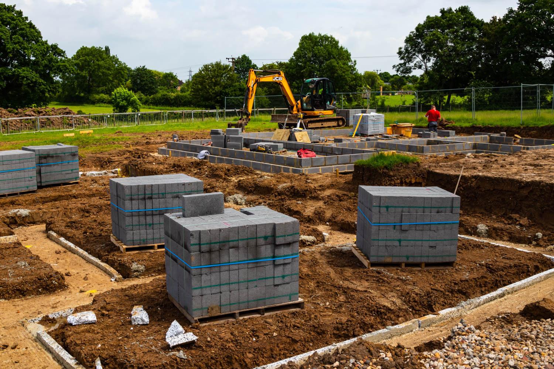 Bentons Farm Construction