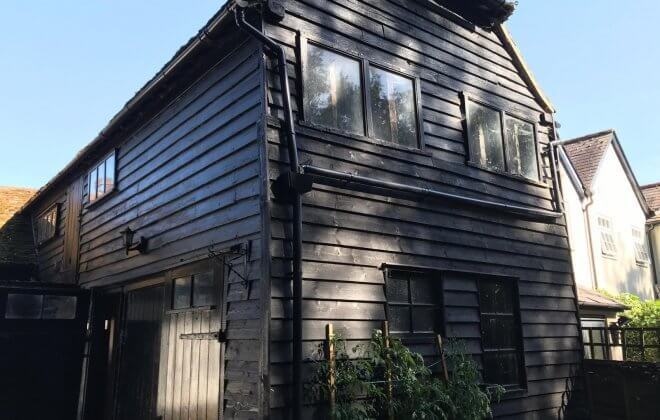 old mill standon, hertfordshire barn renovation