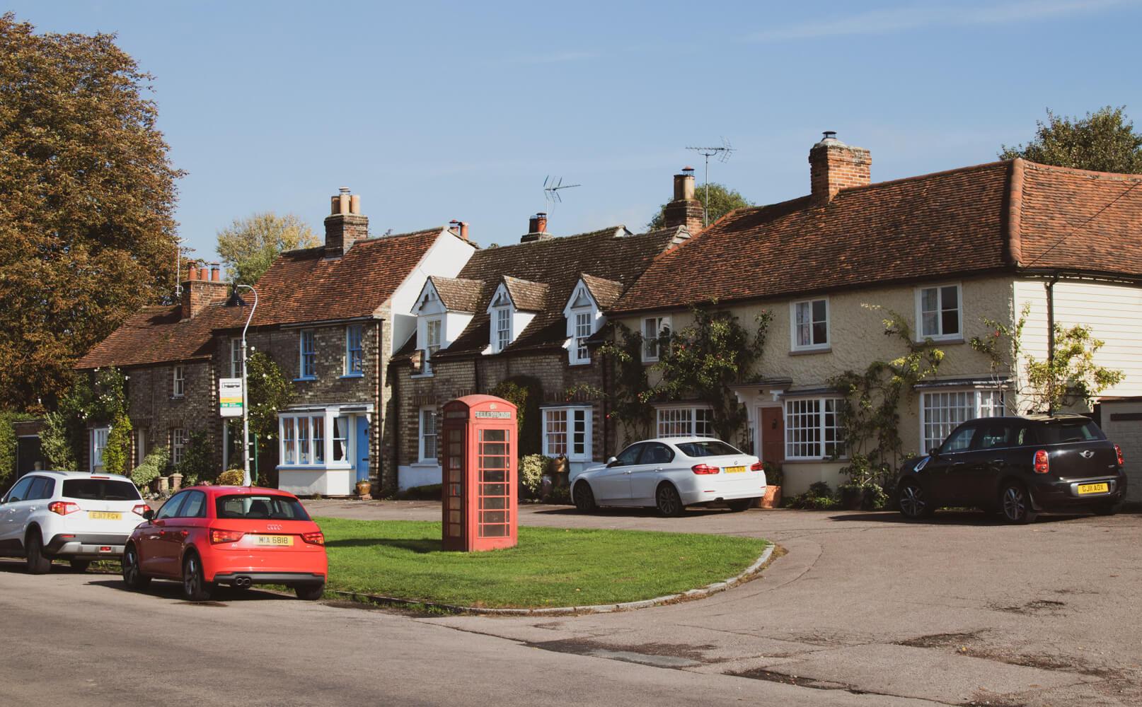 Standon Hertfordshire Construction