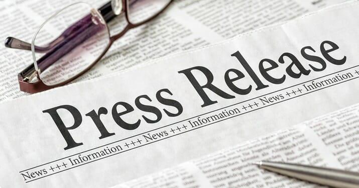 press release datum point construction